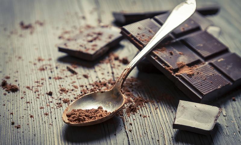 Choklad – En vän i kvinnans kamp för skönhet