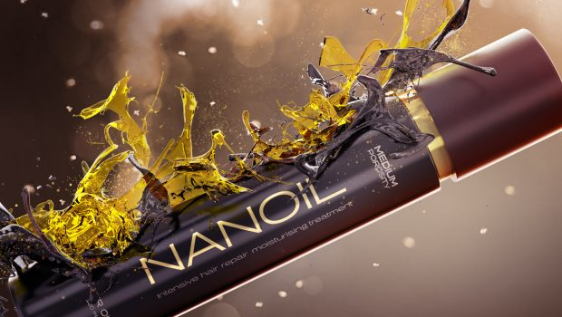 Nanoil hårolja – för varje hårstrå räknas!
