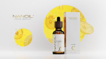 Nanoil bra C-vitamin ansiktsserum